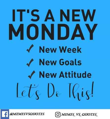 List Of 70 Best Motivational Monday Quotes / Monday ...