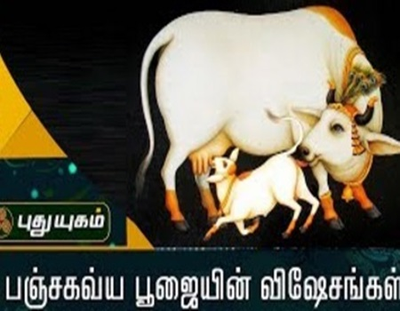 Aanmeega Thagavalgal | Puthuyugam Tv