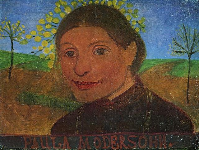 Biografi Singkat Paula Modersohn-Becker Pelukis Terkenal di Jerman