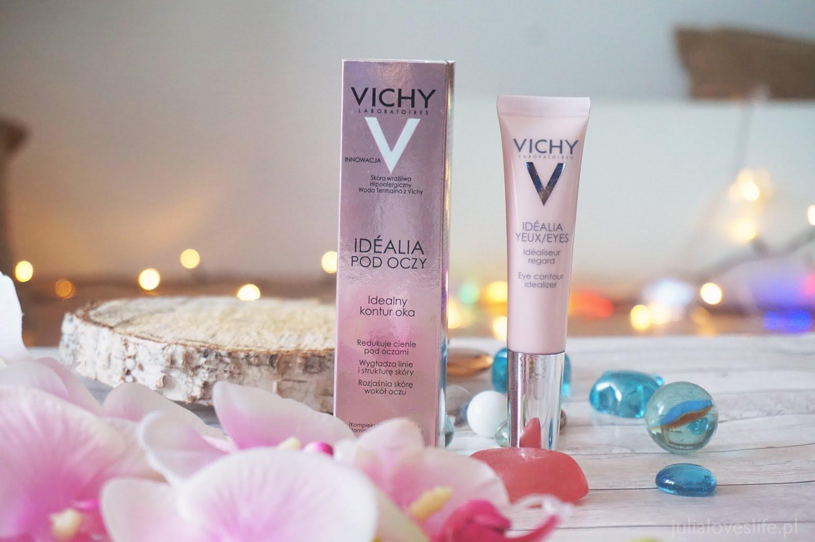Vichy - Idealia pod oczy | Pierwsze wrażenia