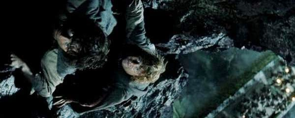 The Edge of the Precipice The Two Towers  Book vs Movie A Guest Post by James