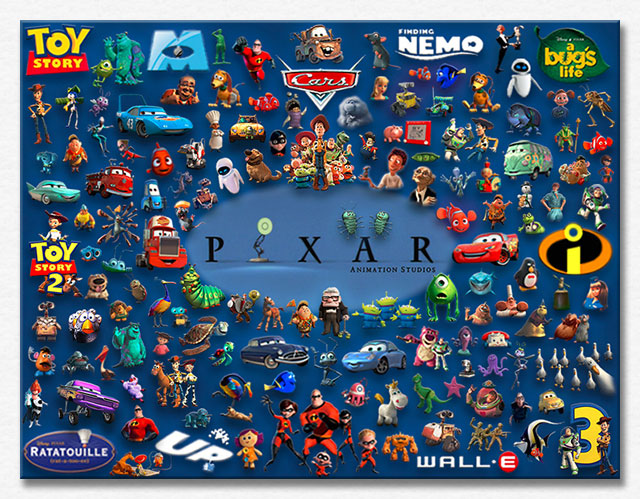 Imagineplace The Capacity To Imagine The Pixar S Gifts