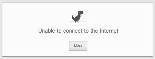 Sin Conexion A Internet El Juego Oculto Del Navegador De Google