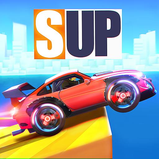 تحميل لعبة SUP Multiplayer Racing v1.6.8 مهكرة وكاملة للاندرويد نقود لا تنتهي