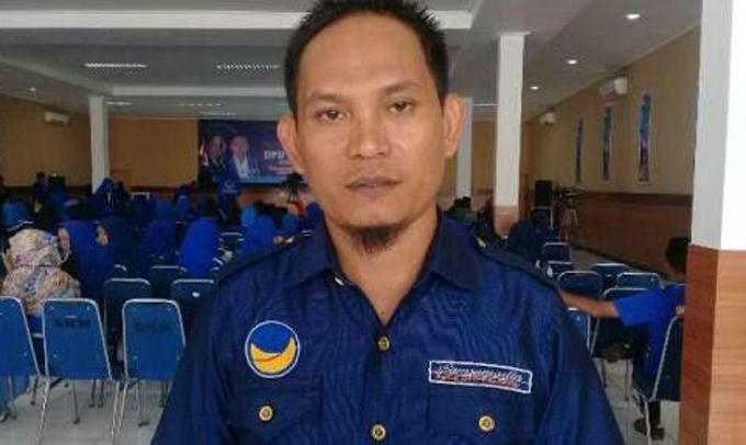 Program Bangun Kampung NH-Aziz Jadi Kebanggaan NasDem Sidrap