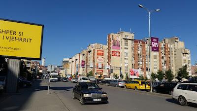 Calles de Pristina