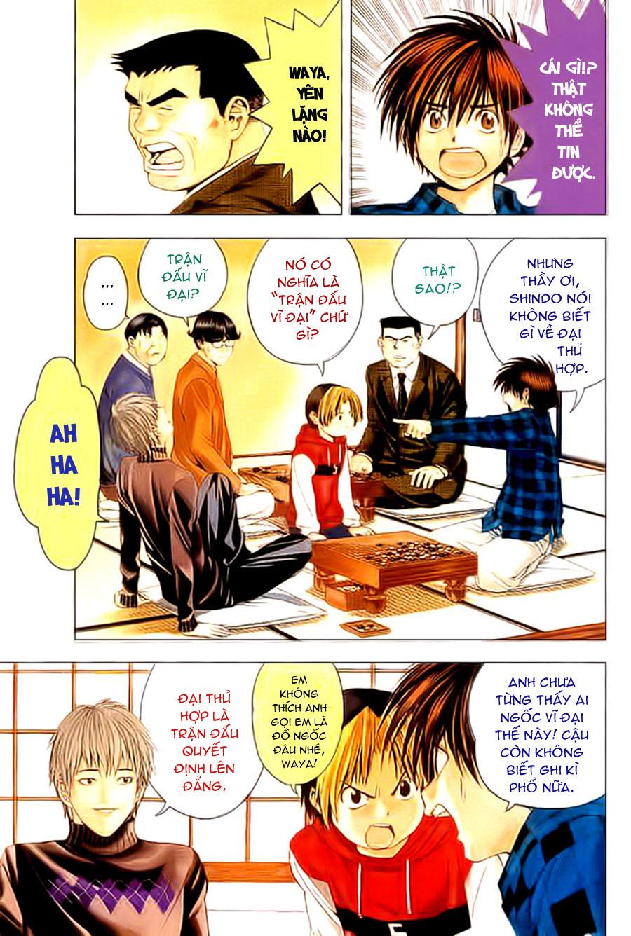 Hikaru No Go hikaru no go chap 105 trang 2