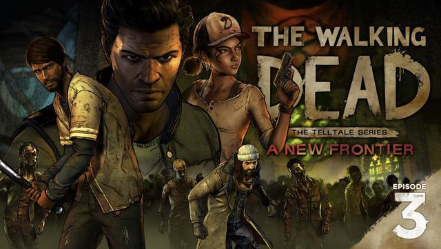 THE WALKING DEAD A NEW FRONTIER EPISODE 3-CODEX