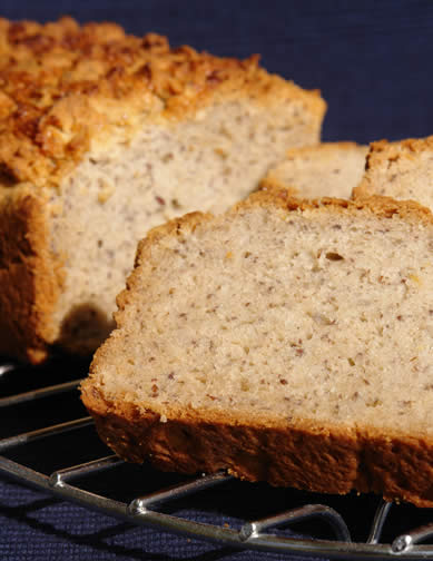gluten free and dairy free Buckwheat Bread
