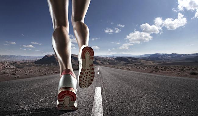 course a pied pour maigrir des jambes