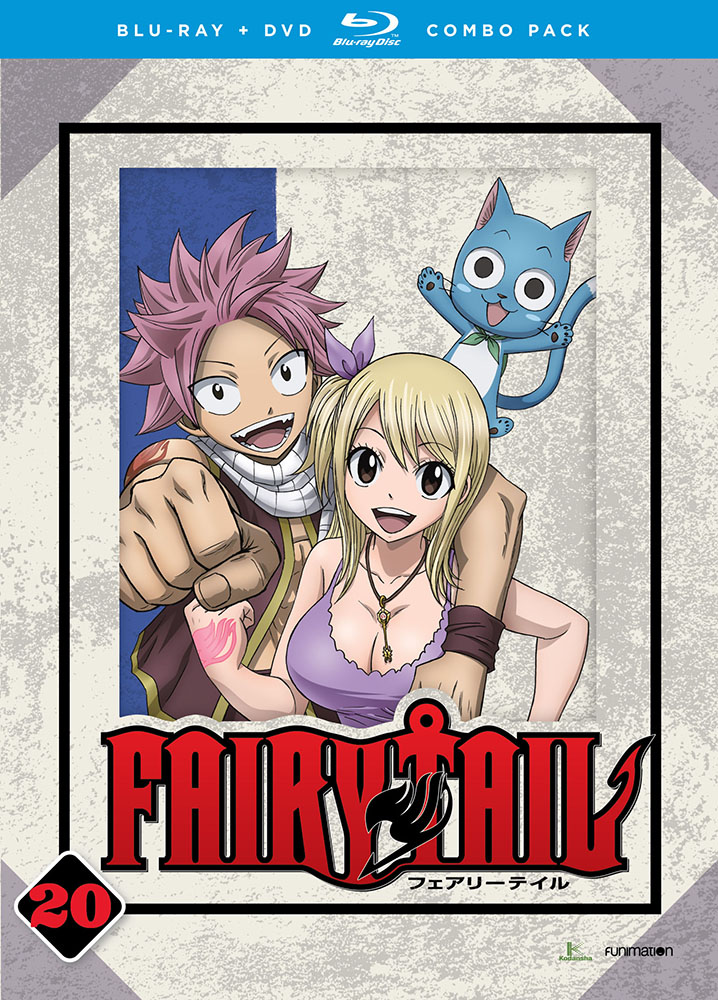 Fairy tail episode 54 english dubbed best japanese anime / Strike