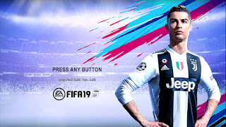 FIFA 19 Full Graphic Menu Style For PES 2013
