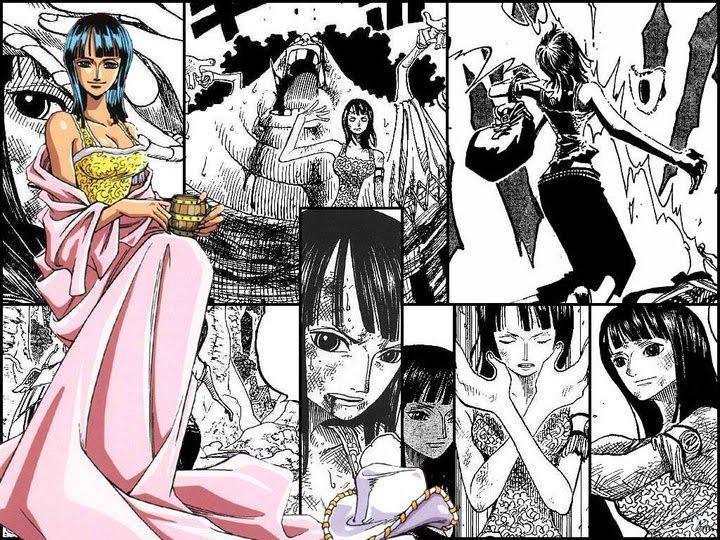 Wes Bosen One Piece Nico Robin Wallpaper
