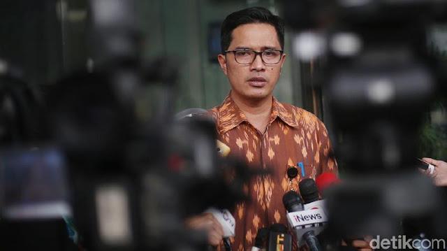 KPK OTT Anggota DPR Eni Saragih, 8 Orang Lain Juga Diamankan