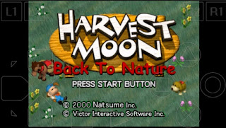 Harvest Moon: Back to Nature (Bahasa Indonesia) For Android