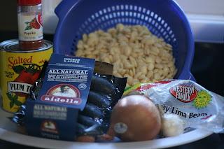 crockpot lima bean soup ingredients