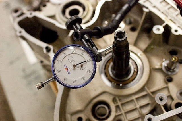 Hướng dẫn sử dụng và bảo dưỡng hộp số môtô đúng cách