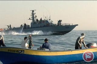 Sadis Lagi Lagi Pasukan Israel Tembaki Petani dan Nelayan Palestina di Jalur Gaza - Commando