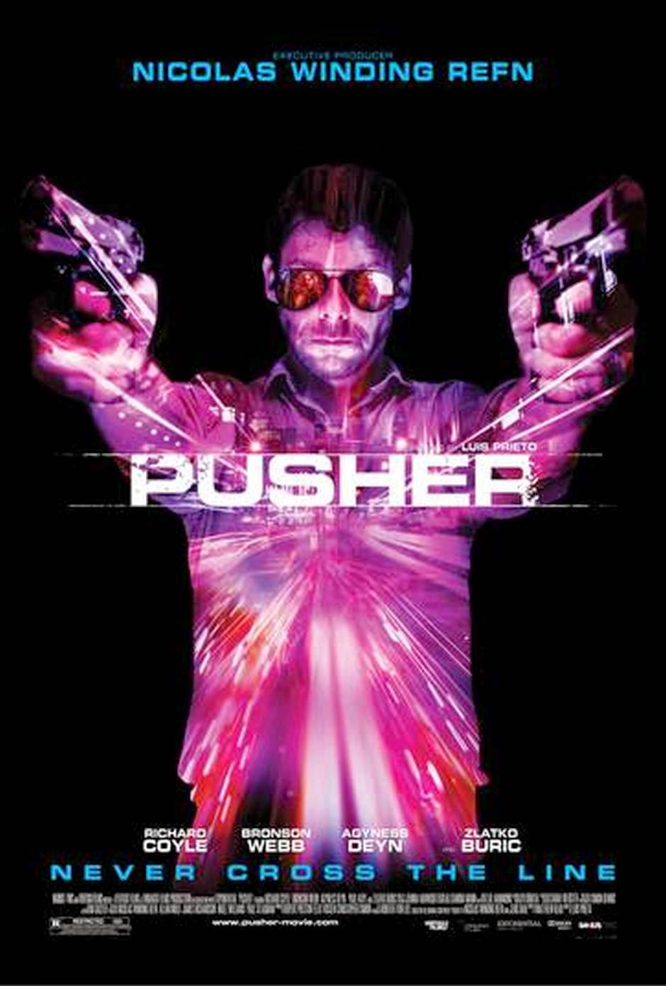 Pusher 2012 Dvdrip ταινιες online seires oipeirates greek subs