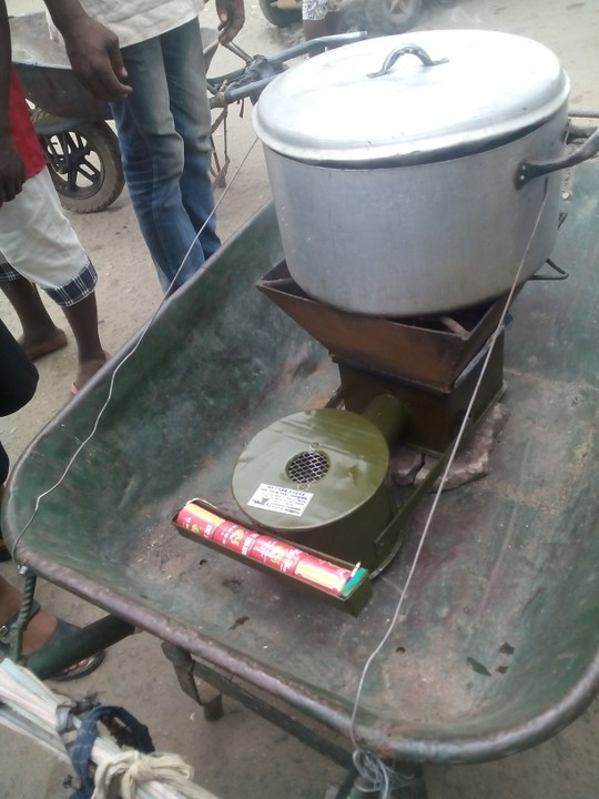 Check Out This tiger battery powered Stove It will Blow Your Mind