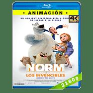 Norm y los Invencibles (2016) HEVC H265 2160p Audio Dual Latino-Ingles