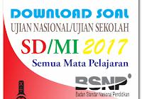 Download Soal Un Ujian Naional Us Ujian Sekolah Sd 2009 Semua Mata Pelajaran Naskah Asli M4th Lab