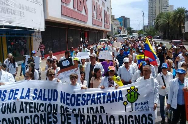Gremios: Propuestas del Congreso de Salud no responden a la crisis del país
