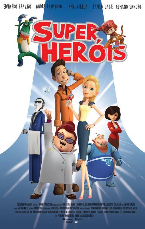 Bling-Super Heróis
