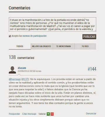 Comentario omitido, aborto, mundoporlibre.com