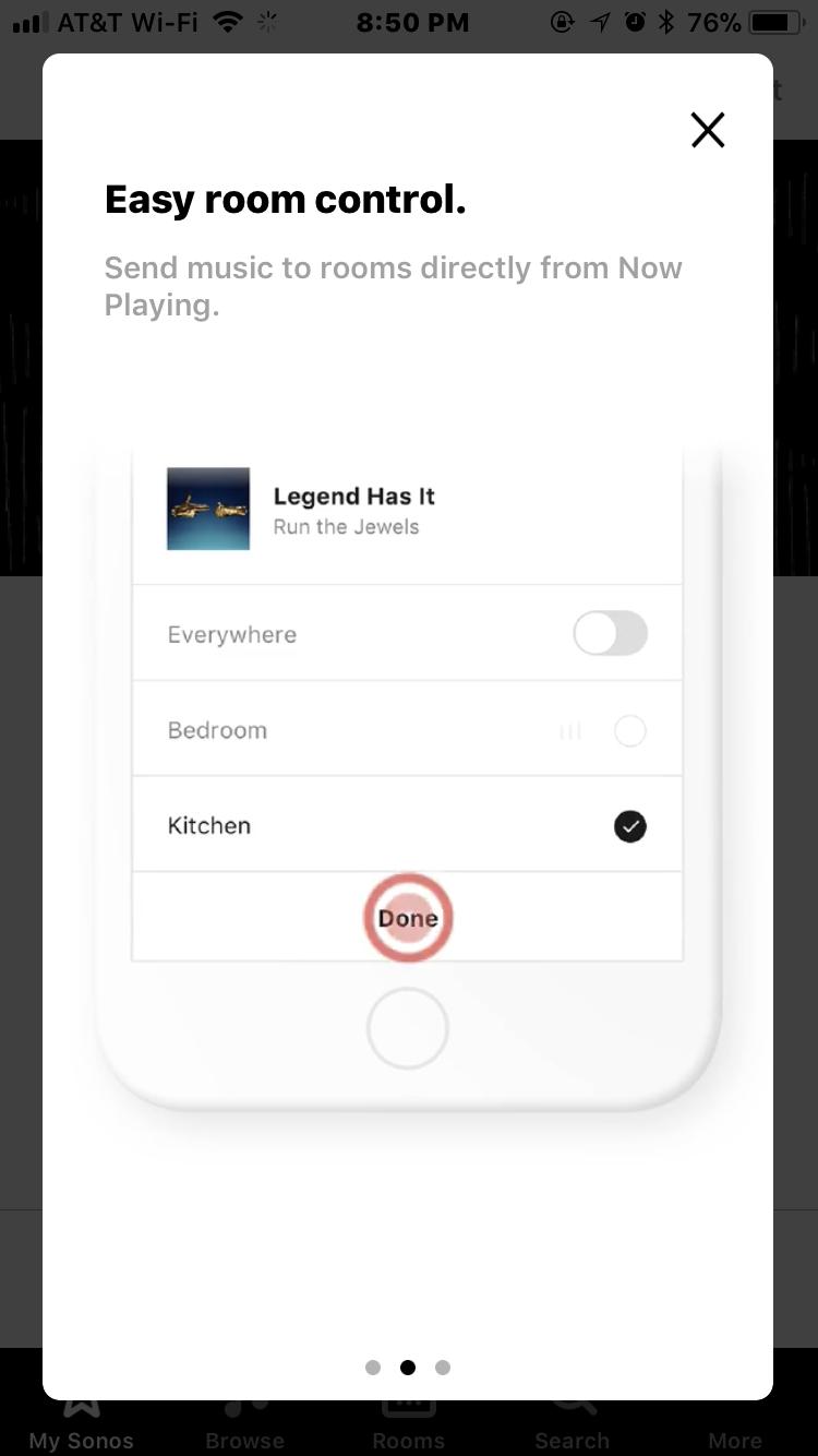 Sonos 8.0 App Updated Features