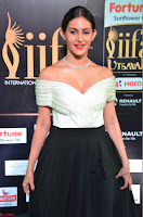 Amyra Dastur in White Deep neck Top and Black Skirt ~  Exclusive 022.JPG