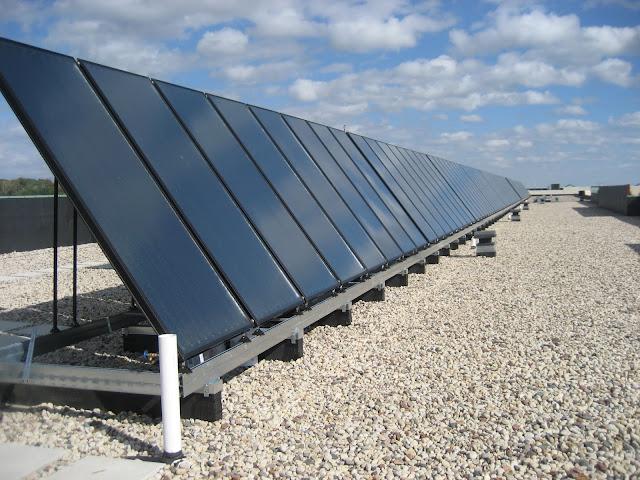 المجمع الشمسي