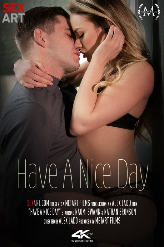 [Sex-Art] Nathan Bronson, Naomi Swann - Have A Nice Day