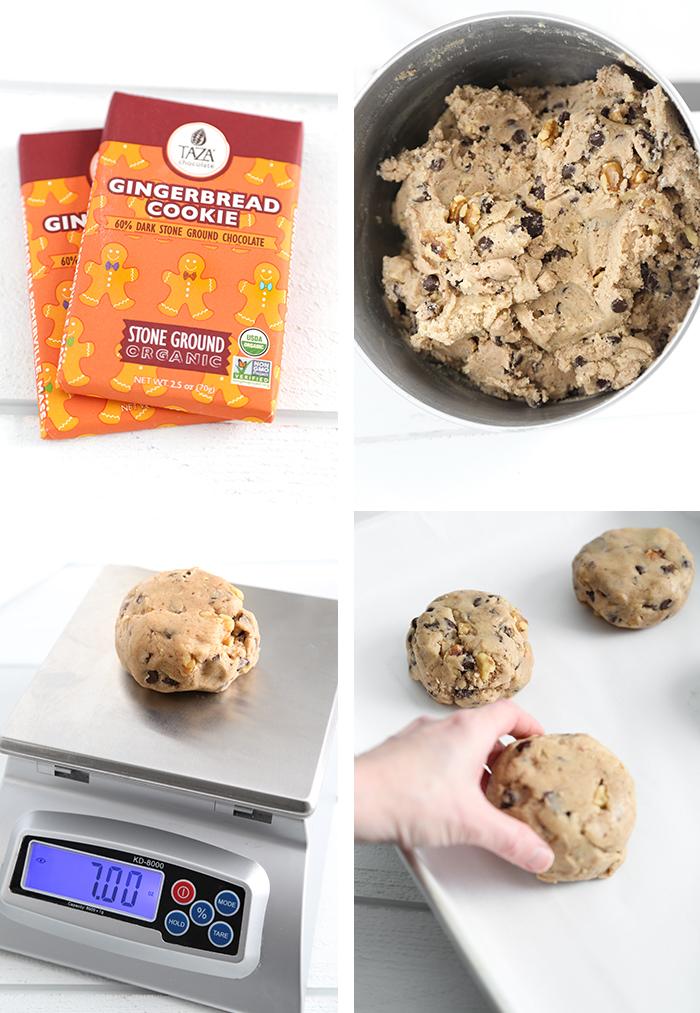 Giant Walnut Chocolate Chip Cookies Sprinkle Bakes