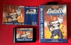 the punisher megadrive