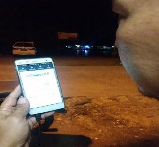 Bisnis, Bisnis Taxi Online, Pengemudi Taxi Online