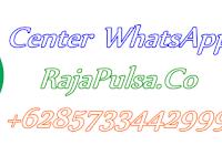 Jualan Pulsa Murah Pakai WhatsApp
