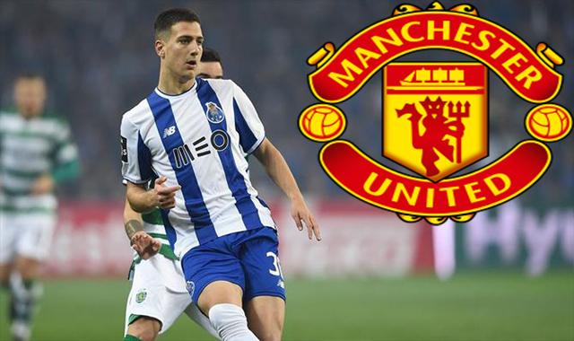 DEAL DONE:Diogo Dalot atua rasmi Manchester United.