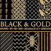 Kit de papeis dourado - Dica Freebie baixe grátis