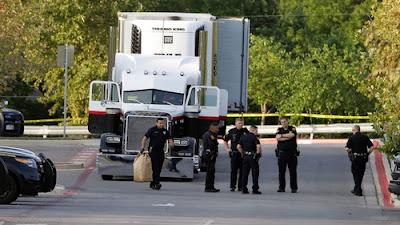 Truck, Texas