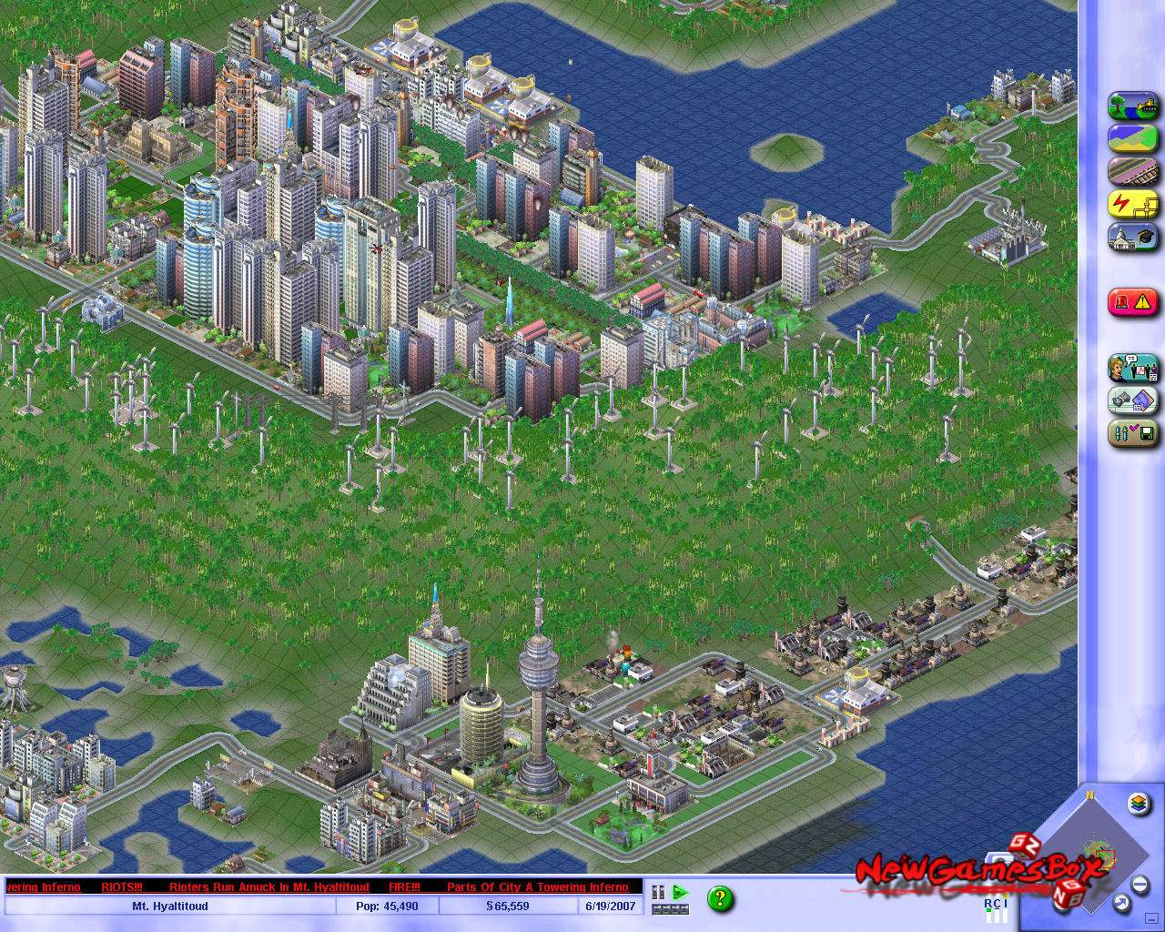 Simcity 3000 Mac Download