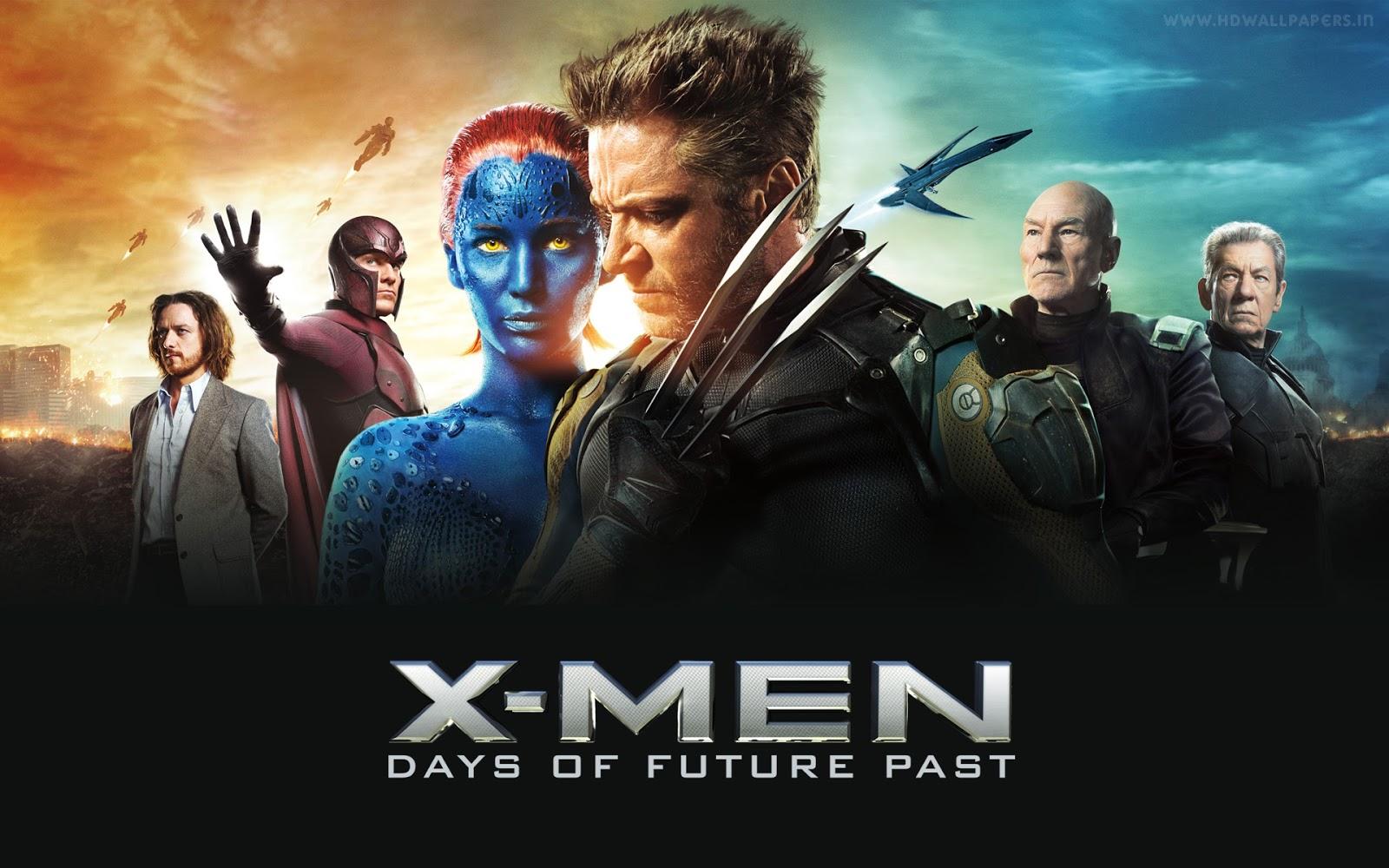 Download X-Men: Days of Future Past (2014) BluRay 720p Subtitle Indonesia