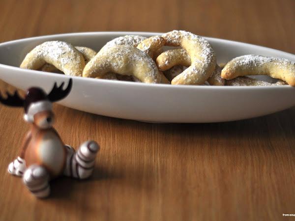 Weihnachtsplätzchen, Klassiker - Vanillekipferl