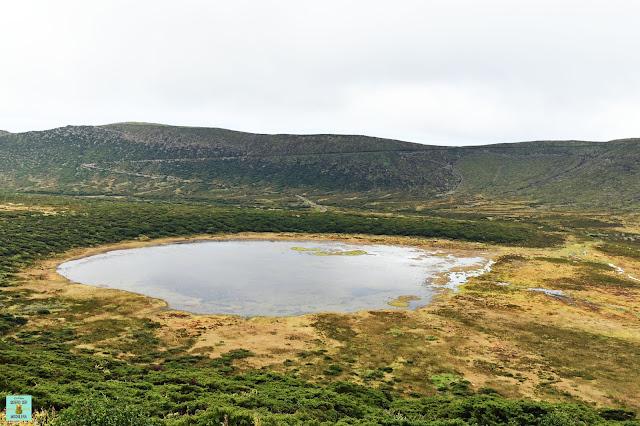 Lagoa Branca, isla de Flores (Azores)