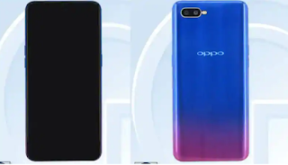 Oppo New Phone spotted on China