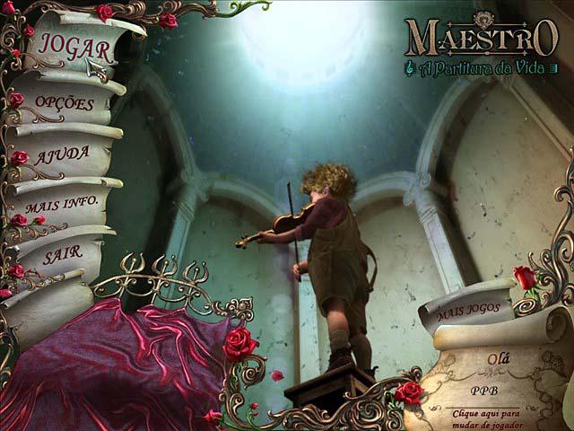 Maestro - A Partitura da Vida