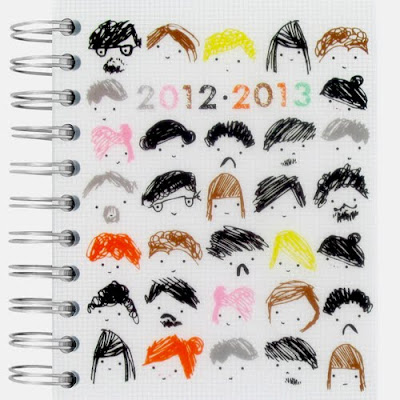 Print Amp Pattern Paperchase Mid Year Diaries