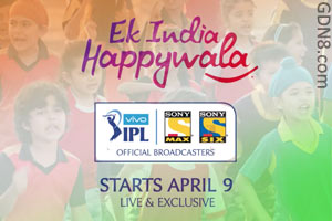 Ek India Happywala IPL 2016 Theme Song