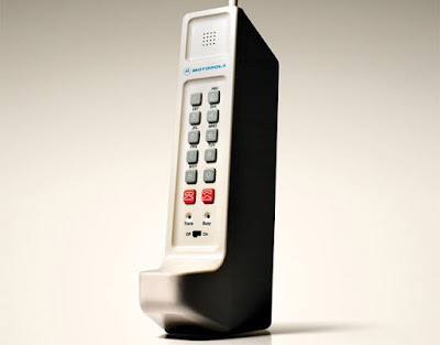 Generación cero Telefonía Móvil
