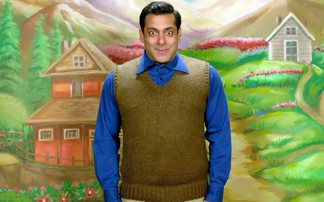 First Look of Salman Khan in Tubelight Movie